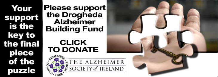 Advertisement For Drogheda Alzheimer Building Fund