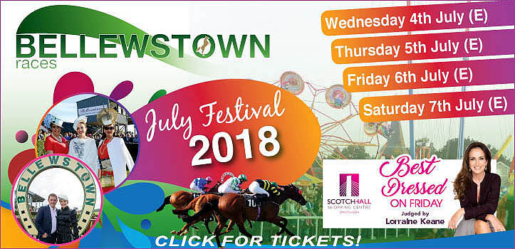 Advertisement For Bellewstown Races