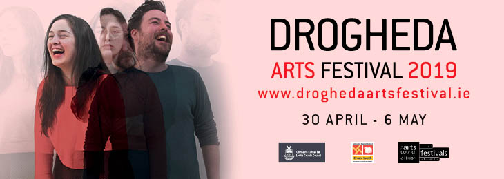 Advertisement For Drogheda Arts Festival 2019
