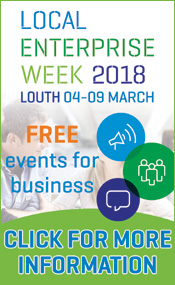 Advertisement For Louth Enterprise Week