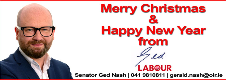Advertisement For Ged Nash Christmas 2018