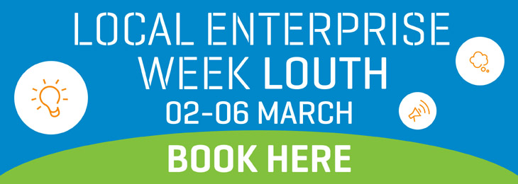 Advertisement For Local Enterprise Week 2020