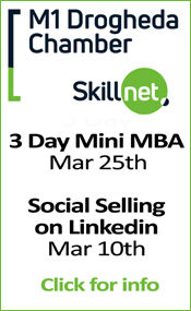 Advertisement For M1 Skillnet courses