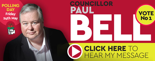 Advertisement For Paul Bell Election 2019 2
