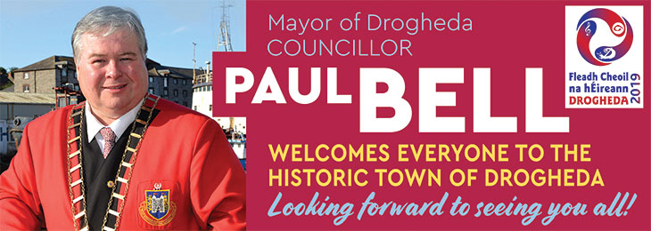 Advertisement For Paul Bell Fleadh