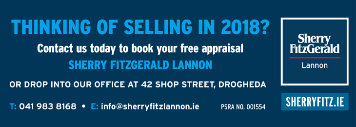 Advertisement For Sherry Fitzgerald Lannon