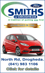 Advertisement For Smiths Of Drogheda