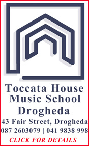 Advertisement For Toccata House Music School