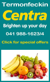 Advertisement For Termonfeckin Centra