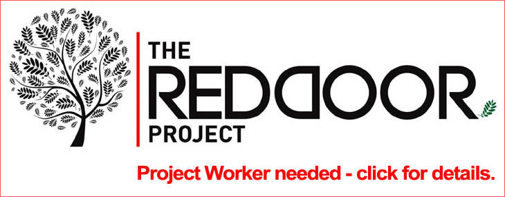 Advertisement For Red Door Project Worker