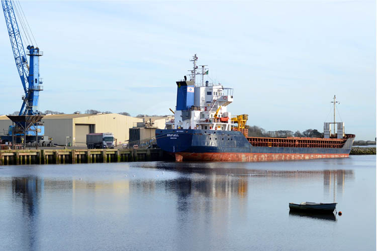 Drogheda Life   Best News & Advertising   Latest News   Drogheda Port now  fourth largest in Ireland