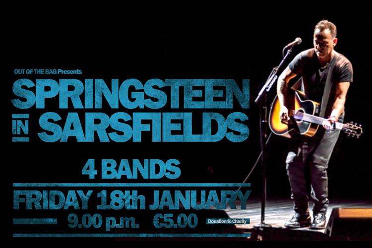 Bruce Springsteen Christmas.Drogheda Life Best News Advertising Business News